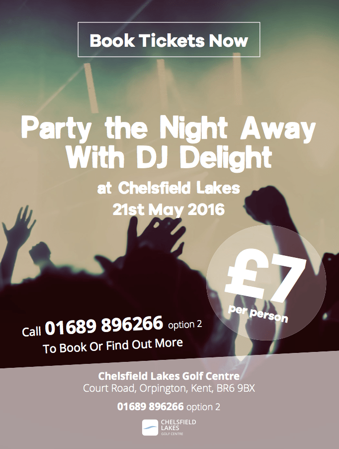 Chelsfield Lakes Function Room