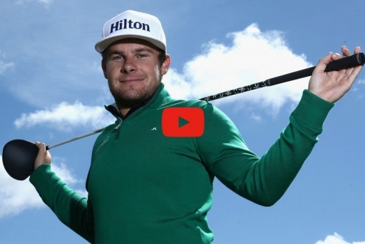 At Home with Tyrrell Hatton