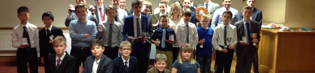 Chelsfield Lakes Junior Presentation Evening