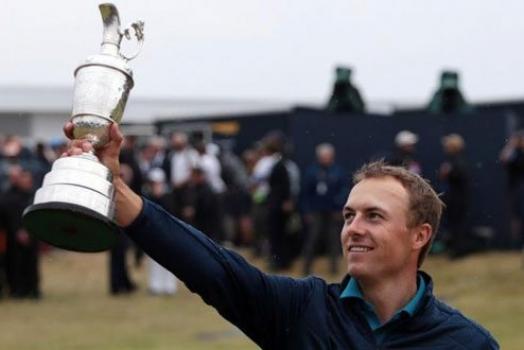 Champion Golfer of the Year 2017 – Jordan Speith