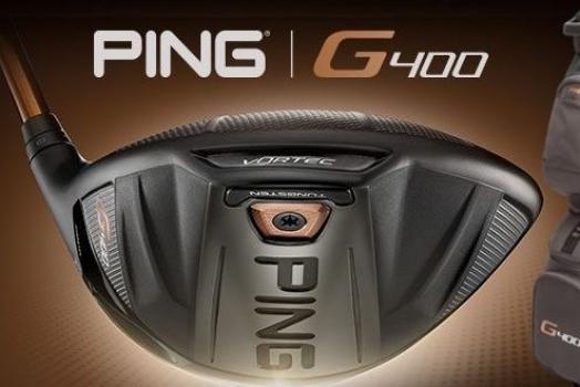 Win a Ping G400 Driver and Traverse Cart Bag